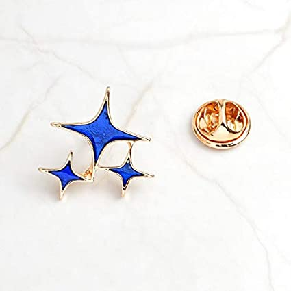 feimeng jewelry 2020 Everything Sucks Enamel Pins Brooch for Women Men Kids Backpack Lapel Pin Rainbow Cloud Badge Pin Brooches Gifts