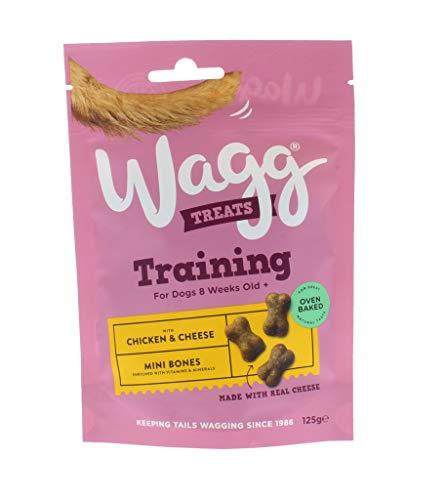 Wagg Chicken & Cheese Training Dog Treats 125g