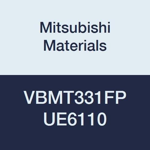 Mitsubishi Materials Max 81% OFF VBMT331FP UE6110 VBMT Type VB Posit New arrival Carbide