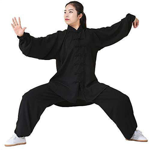 Tai Chi Kleidung Einheitliche Shaolin Kampfkunst Chinesische Traditionelle Kampfkunst Uniform Anzug Trainingsanzug Unisex, Hochwertiger Profi Umweltfreundlich Atmungsaktiv