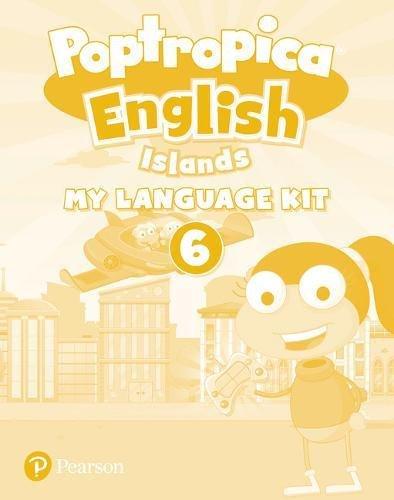 Poptropica English Islands Level 6 My Language Kit (Reading, Writing & Grammar Book)