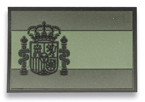Parche ESPAA Verde. (7.4 x 4.9 cm)