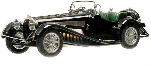 en venta en línea 1931 Bugatti Type 54 Roadster Roadster Roadster negro 1 18 by Minichamps 107110160 by Bugatti  tienda de venta
