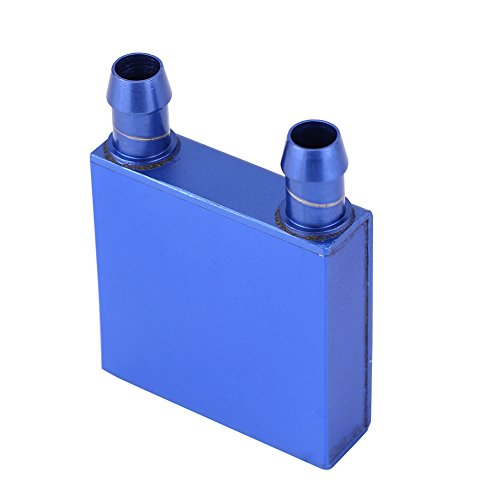 Aluminium-Wasserkühlungsblock, 41 X 41...