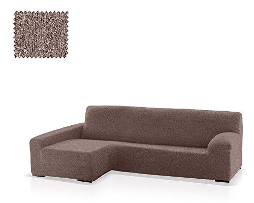 JM Textil Housse de canapé d'angle Eneasis, Angle côté Gauche, Taille Standard (220-280 cm), Couleur 06 (Couleurs variées Disponibles)