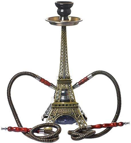 UYZ Shisha Paris Tower Doppelröhre
