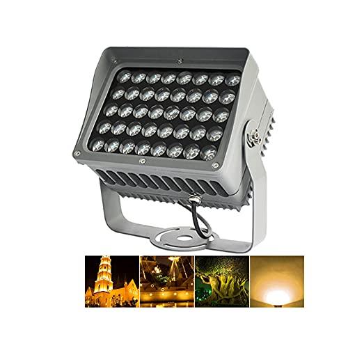 YROD LIGHT AuBen - Faretto a LED 24 W 48 W RGB, 80 W