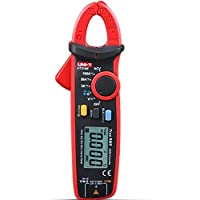 Doradus UNI-T ut210e gama auto digital 2000counts verdadero valor eficaz pinza pinza voltímetro amperímetro frecuencia de resistencia probador temperatura capacitancia multímetro