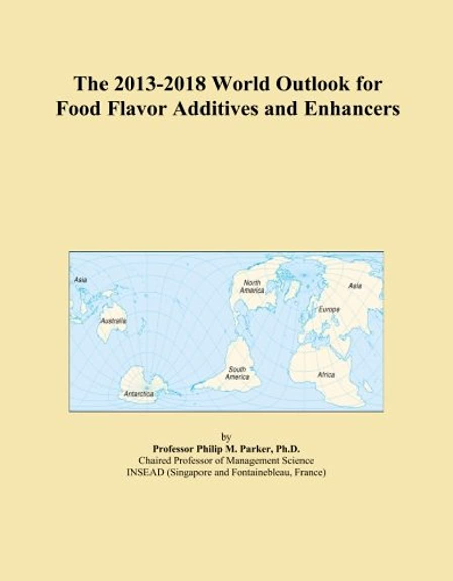 地図ネズミニックネームThe 2013-2018 World Outlook for Food Flavor Additives and Enhancers
