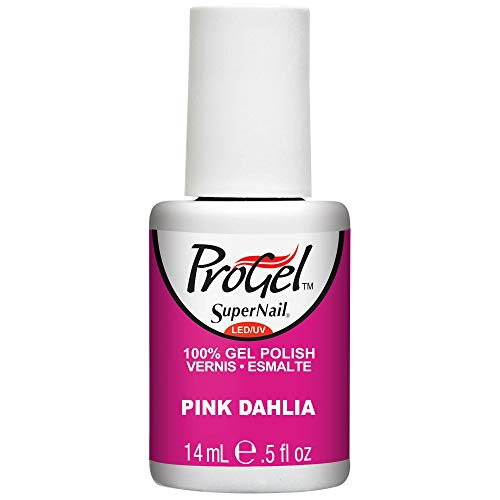 SuperNail ProGel LED/UV Vernis à Ongles - Pink Dahlia - 14ml