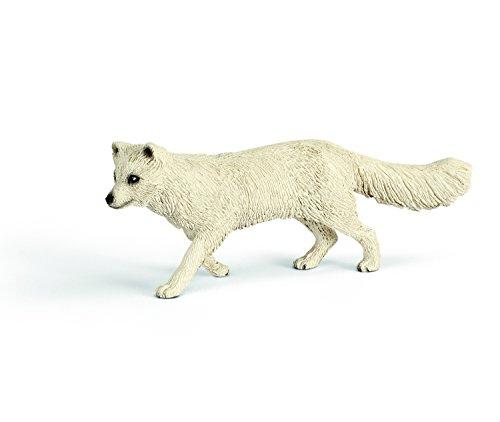 Schleich 14638 -  Figura/ miniatura El zorro ártico