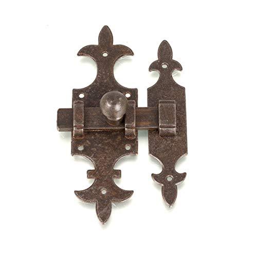 Antikas - Schieberiegel, wie antike Türbeschläge als Verschluss für Möbel - Riegel