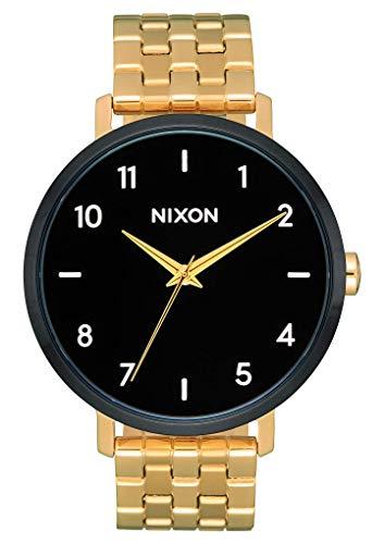 Nixon dames digitaal kwartshorloge met roestvrij stalen armband A1090-2226-00