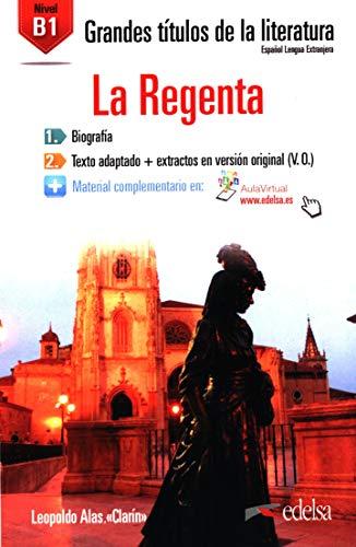 Gtl B1 - Regenta, La [Lingua spagnola]: La Regenta (B1)