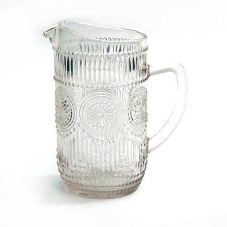 Depression Glass Patterns Clear - FREE PATTERNS