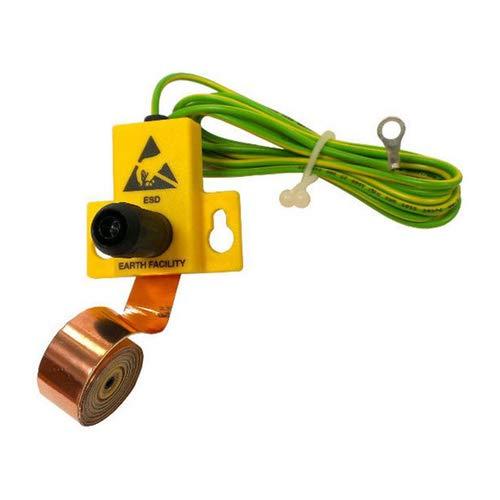 Safeguard 7805.834 ESD Erdungsset mit Kupferband, 1m