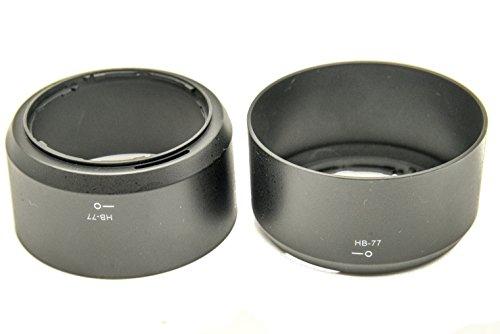 PROtastic HB-77 HB77 - Parasol de Repuesto para Objetivos AF-P DX NIKKOR Nikon (70 a 300 mm)