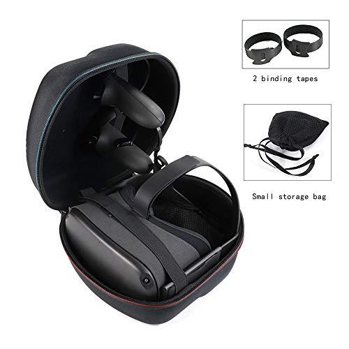 Bright Schutztasche für Oculus Quest All-in-one VR Gaming Headset Koffer,Oculus Quest EVA-Tragebox Schwer Staubdicht