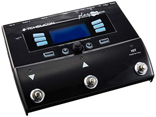 Effets voix TC-Helicon PLAY ACOUSTIC