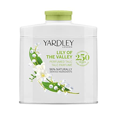 Yardley London Maiglöckchen-Mini-Talc