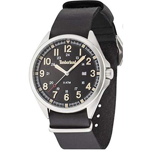 Reloj Timberland Raynham Esfera Negra Caballero 14829JS-02A-AS