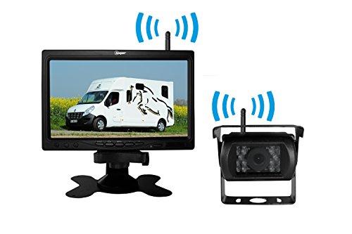 BEEPER Caméra de recul sans fil camping-car RWEC100X-RF
