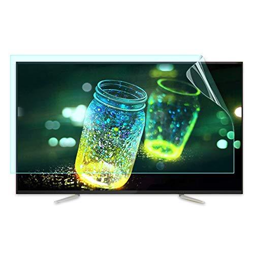 AWSAD 27-70 Zoll TV-Bildschirmschutzfolie, Blendschutz-LCD-Bildschirmschutzfolie, 17 Größen (Color : HD Version, Size : 70 inch/1661x900mm)