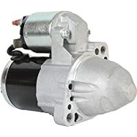 DB Electrical SMT0341 New Starter for 2.0L 2.4L Dodge Avenger 08 09 10 2008 2009 2010, Journey 09 10 11 12 13 14 2009, Jeep Compass Patriot 07 08 09 10 11 12 13 14 15, Chrysler Sebring 07 08 09 10