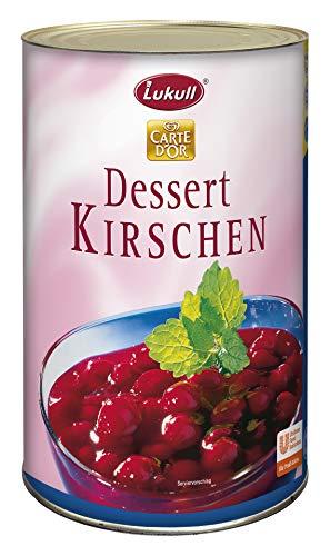 Lukull Dessert-Kirschen (fruchtige Cocktailkirschen) 1er Pack (1 x 2kg)