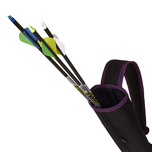 Allen Youth Archery Compact Back Arrow Quiver...