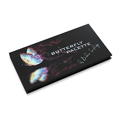A Butterfly Palette Magnetische Lidschatten Palette, Refill Palette, leere Eyeshadow Palette