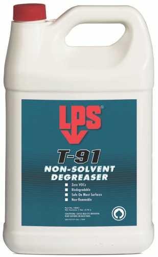 T-91(TM), Non-Solvent Degreaser