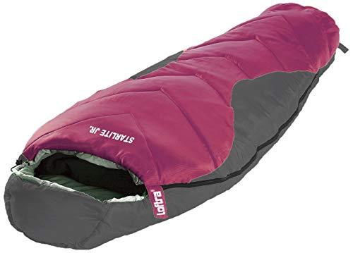 EXPLORER Kinder Schlafsack Starlite Junior 175 x 70 x 45 cm +11 °C (Pink)