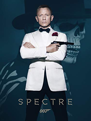 james bond 007: spectre