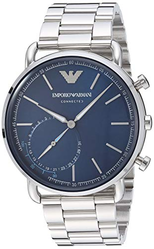 Emporio Armani Connected Aviator Hybrid Smartwatch ART3028