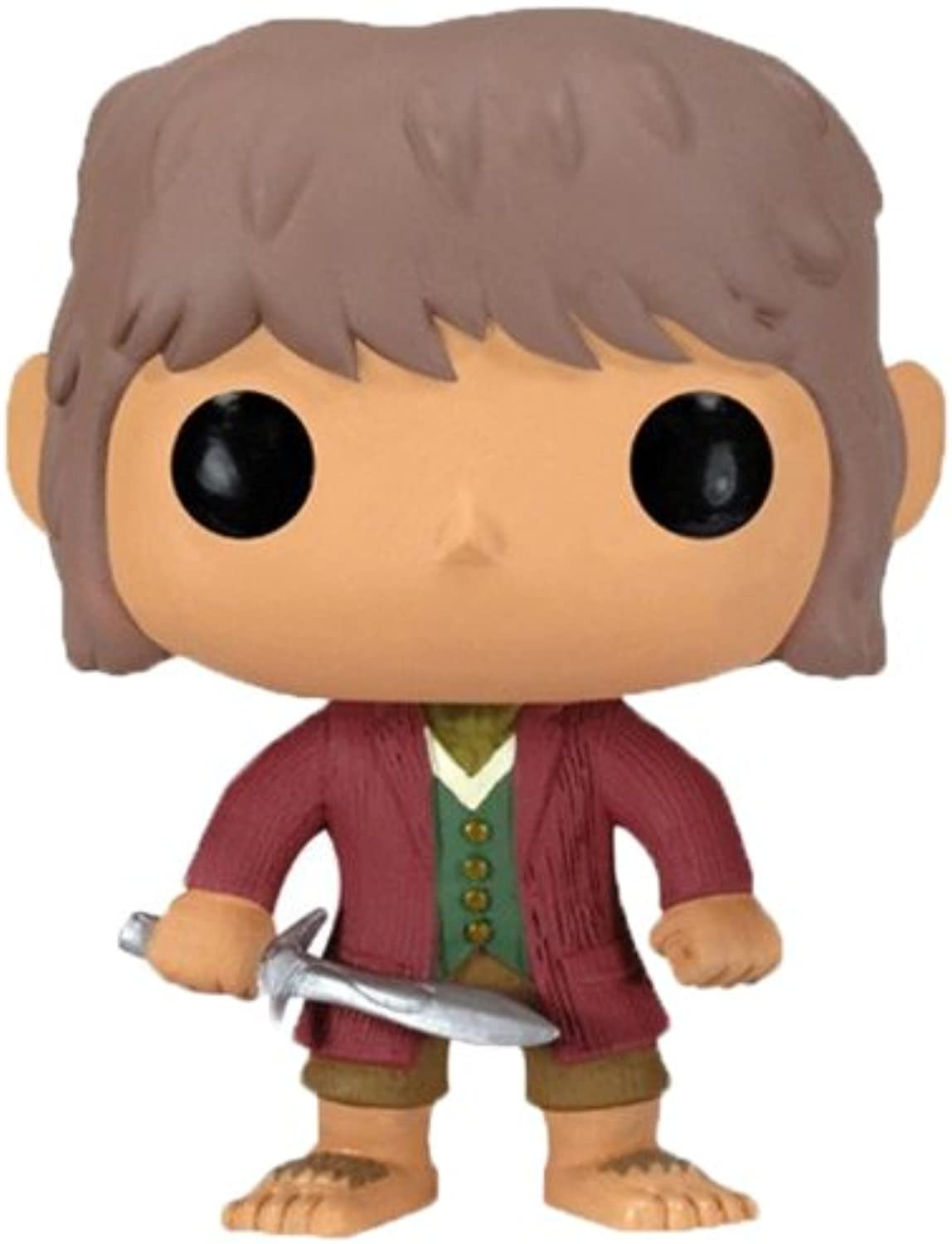 [UK-Import]Funko The Hobbit Bilbo Baggins Pop  Vinyl Figure