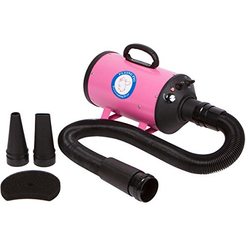 Flying Pig High Velocity Dog Pet Grooming Dryer w/...