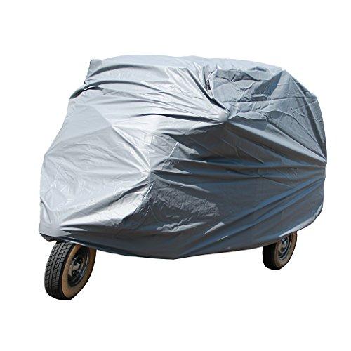 Pieghevole Garage grigio per Calessino Garage Outdoor