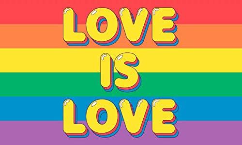 Gay Pride flag-904A
