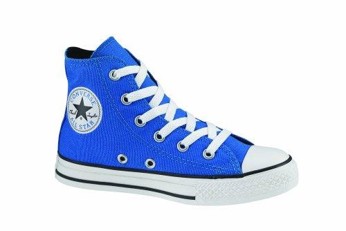 Converse Chuck Taylor Speciality Hi, Blu (Blu Francese e Bianco.), 28 EU