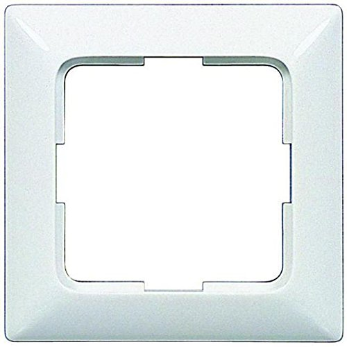 Legrand 1-fach Rahmen Creo, ultraweiß, 776201