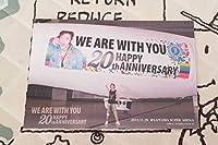 チャン・グンソク 20周年 anniversary アニバーサリー ポストカード 気球