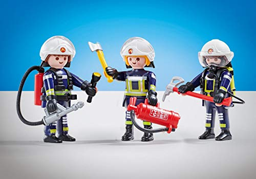 Playmobil 6586 Feuerwehrtrupp B (Folienverpackung)