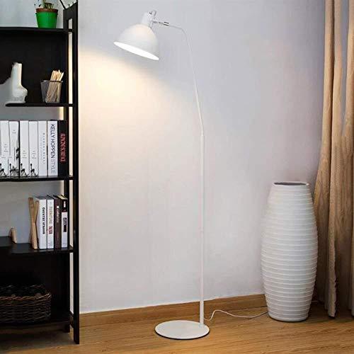 ShiSyan Lámpara de pie, de pie luminarias for Sala de Estar Dormitorio Simple Nivel mínimo de protección de los Ojos del Bulbo de lámpara Moderna Verticales contenidas Lámparas de pie