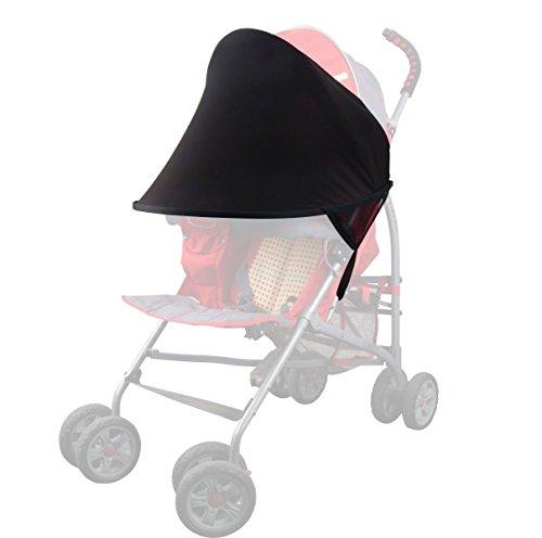 MIDWEC Universeller BABY Kinderwagen Sonnenschutz/Baby Kinderwagen Sonnenschutz Cover/Baby Kinderwagen Sonnenschirm