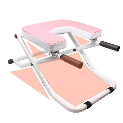 Best Review Of MJLING Yoga Inversion Chair for Head Stand Exercise, Yoga Trainer Multifunctional Spo...