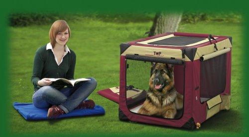 Karlie Falt-Transportbox SMART TOP DELUXE, L