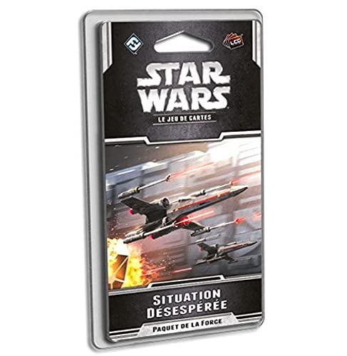 AC-Déco Star Wars - Situation Désespérée - Jeu De Cartes