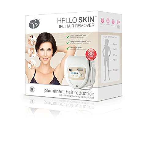 Rio Hello Skin - Depiladora IPL