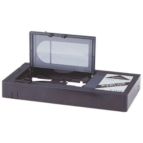 VHS C a VHS Adattatore Cassetta. Alimentato a batteria